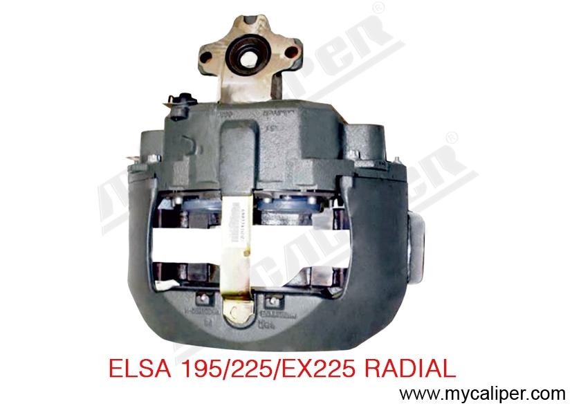 ELSA 195/225/EX225 RADIAL TYPE