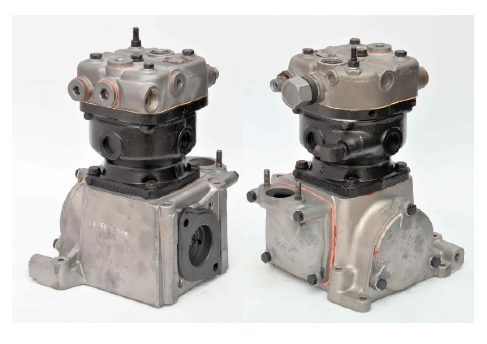 Air Compressor for Man, 51 54000 7063, 51 54000 7116