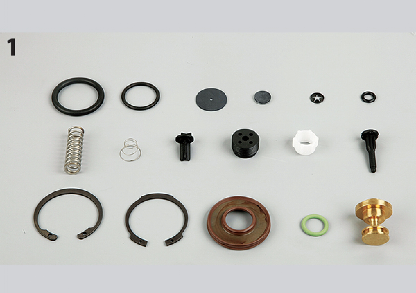 Air Dryer Valve Repair Kit, 932 400 001 2