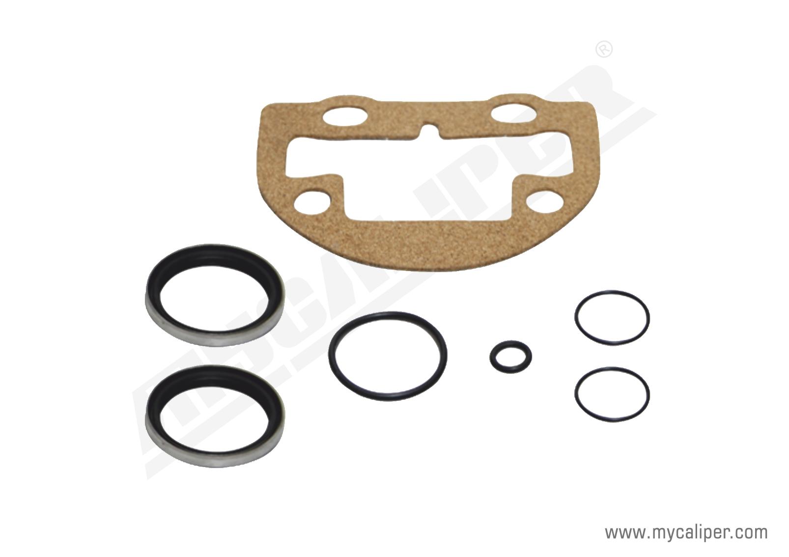 Brake Adjuster Dust Cover Set
