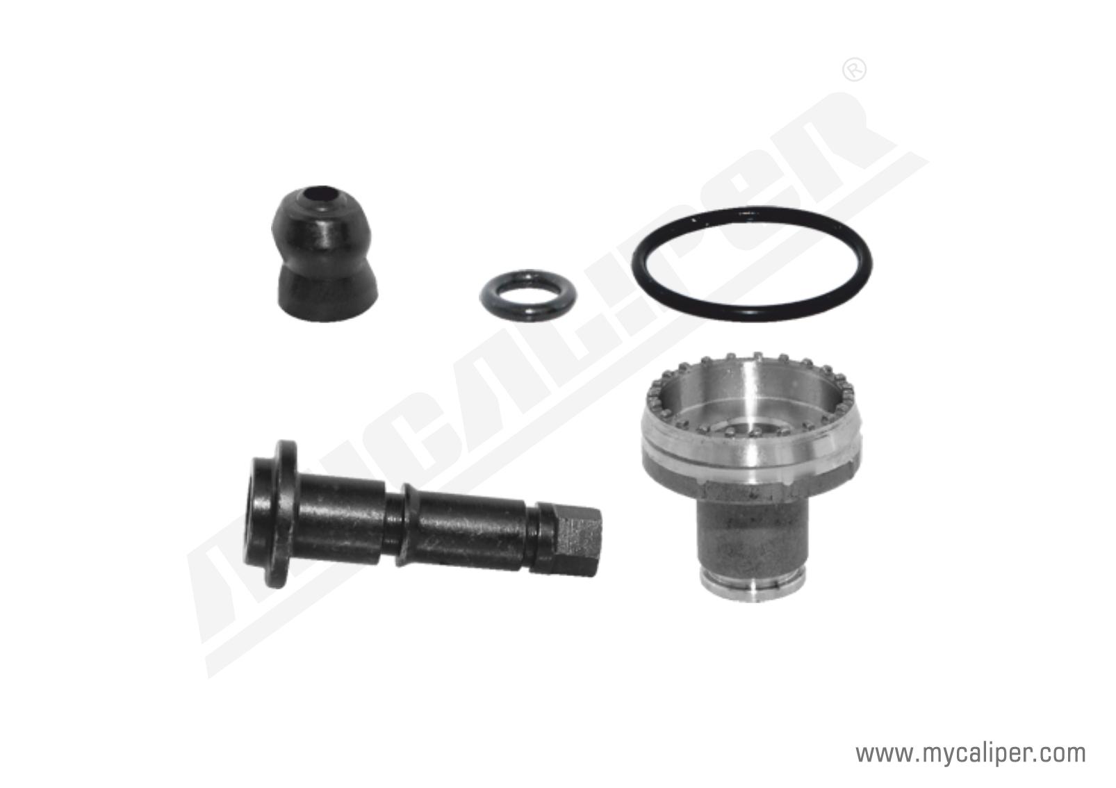 Brake Adjusting Pin Kit (Thin Teeth)