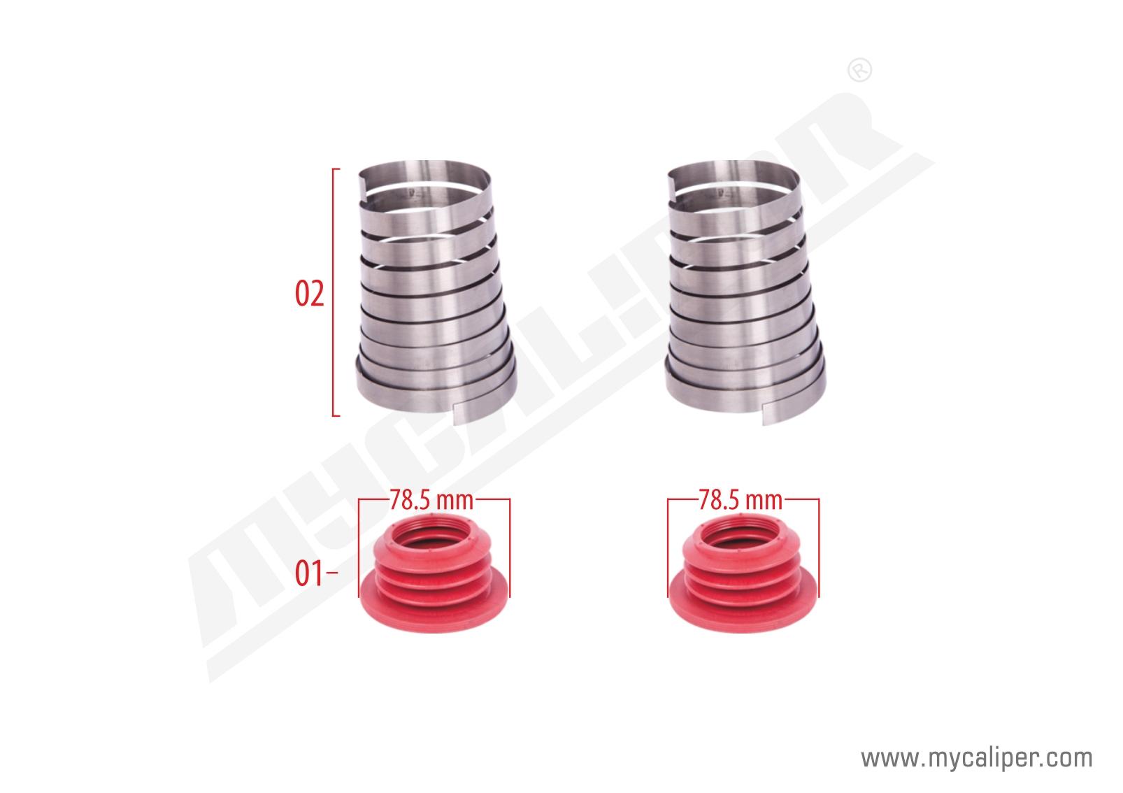 Caliper Boot & Spring Repair Kit