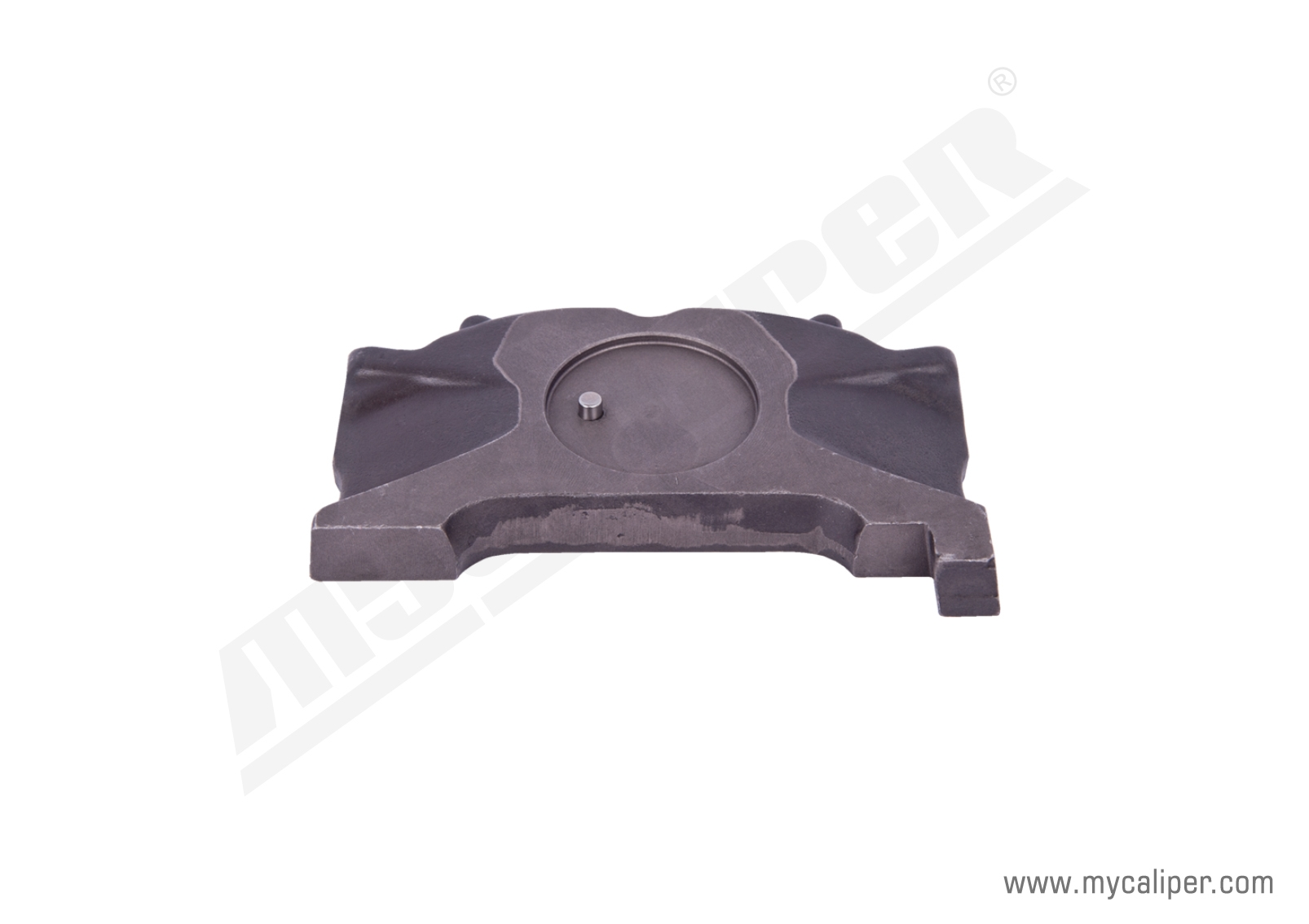 Caliper Push Plate With Pin (Right)