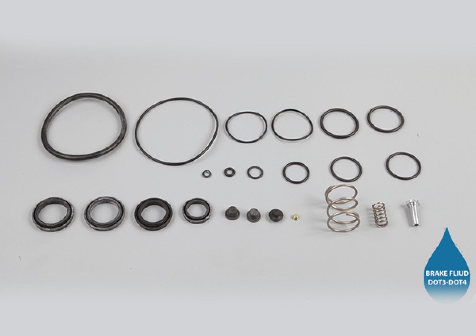 Clutch Servo Repair Kit Mercedes Benz Axor, Actros, 321 025 001 ( Dot3, Dot4 )