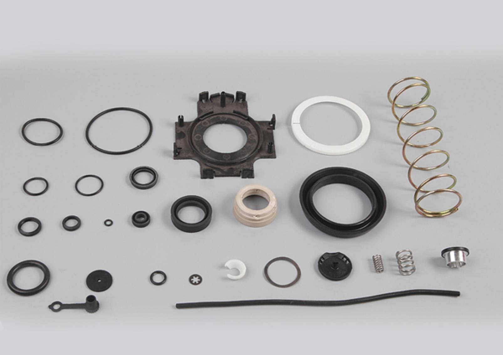 Clutch Servo Repair Kit for Daf, Man TGA Man TGL, Man TGM, 970 051 977 2 (Mineral Oil, Pentosin)