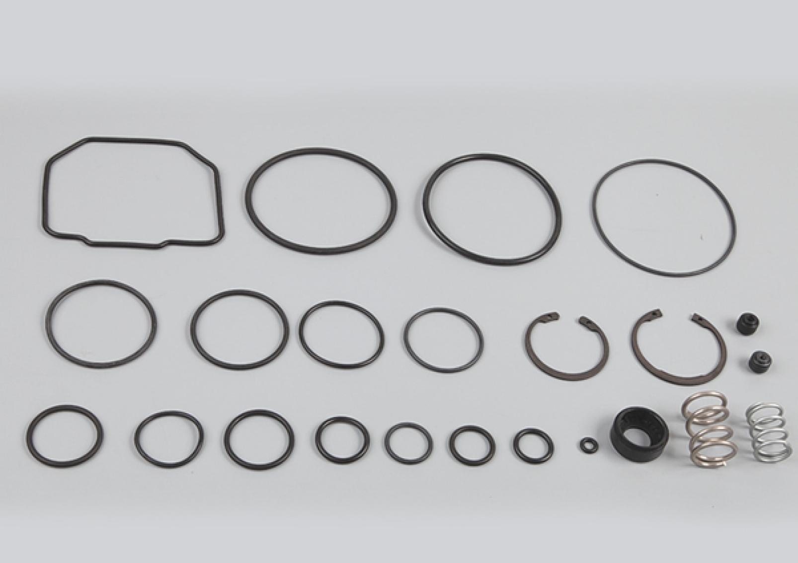 Ebs Trailer Control Valve Repair Kit, 0 486 205... Series