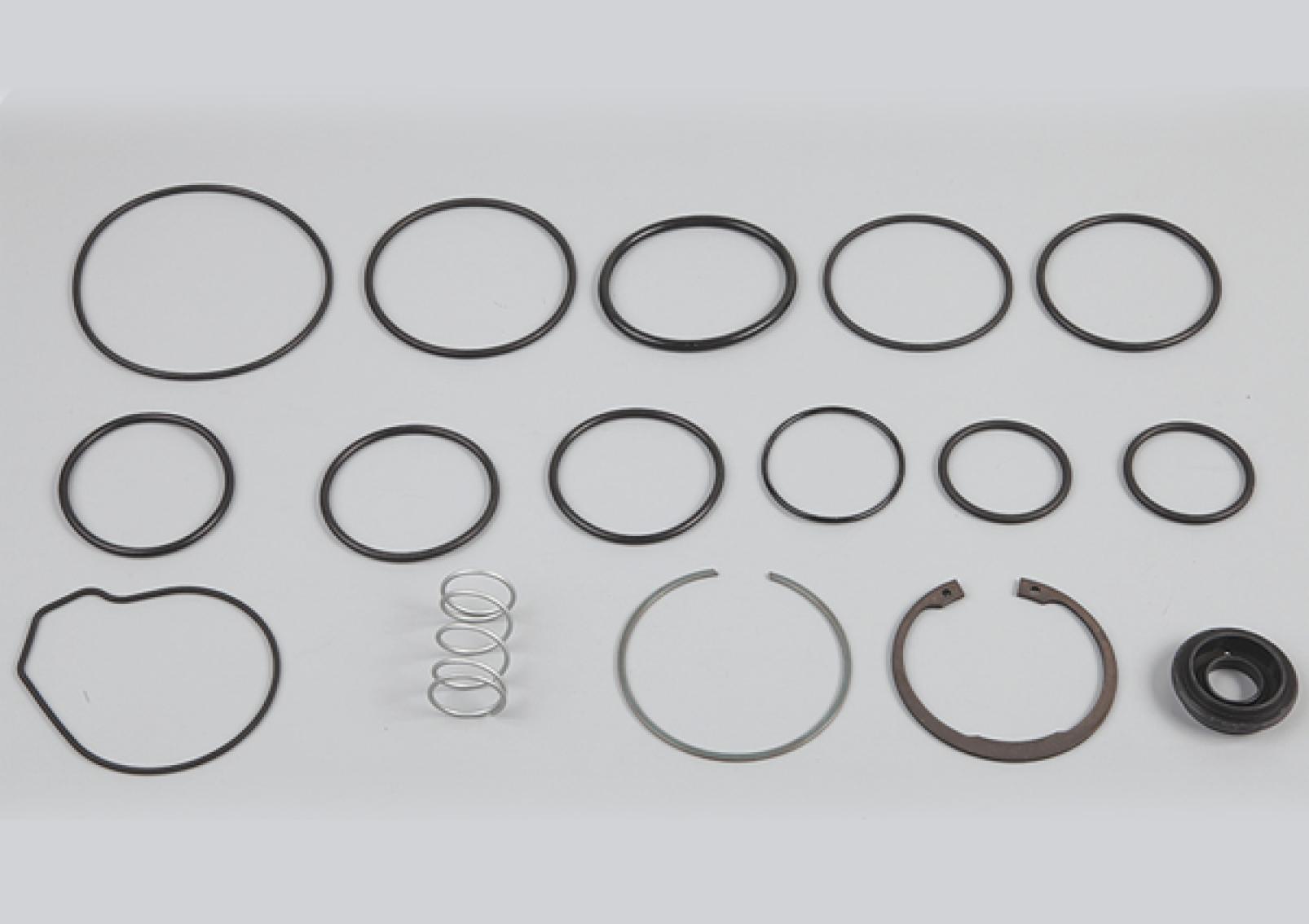 Ebs Trailer Control Valve Repair Kit, K000917