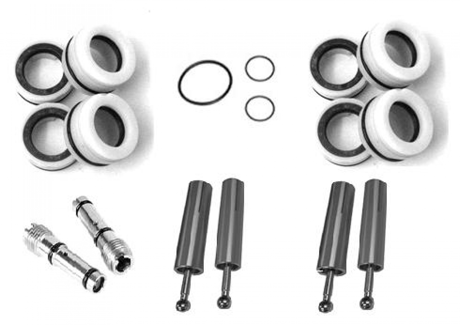 Gear Lever Actuator Repair Kit,  000 260 61 98, 000 260 79 98 (with Pentosin)