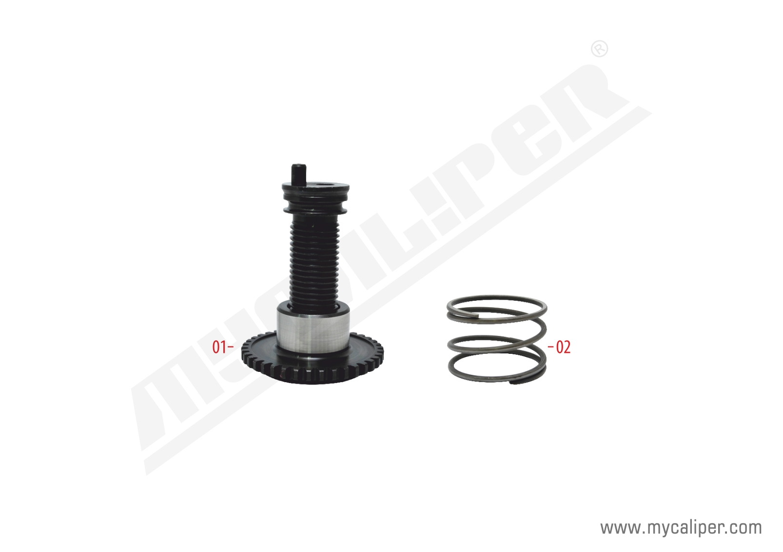 Caliper Adjuster Gear (Left)