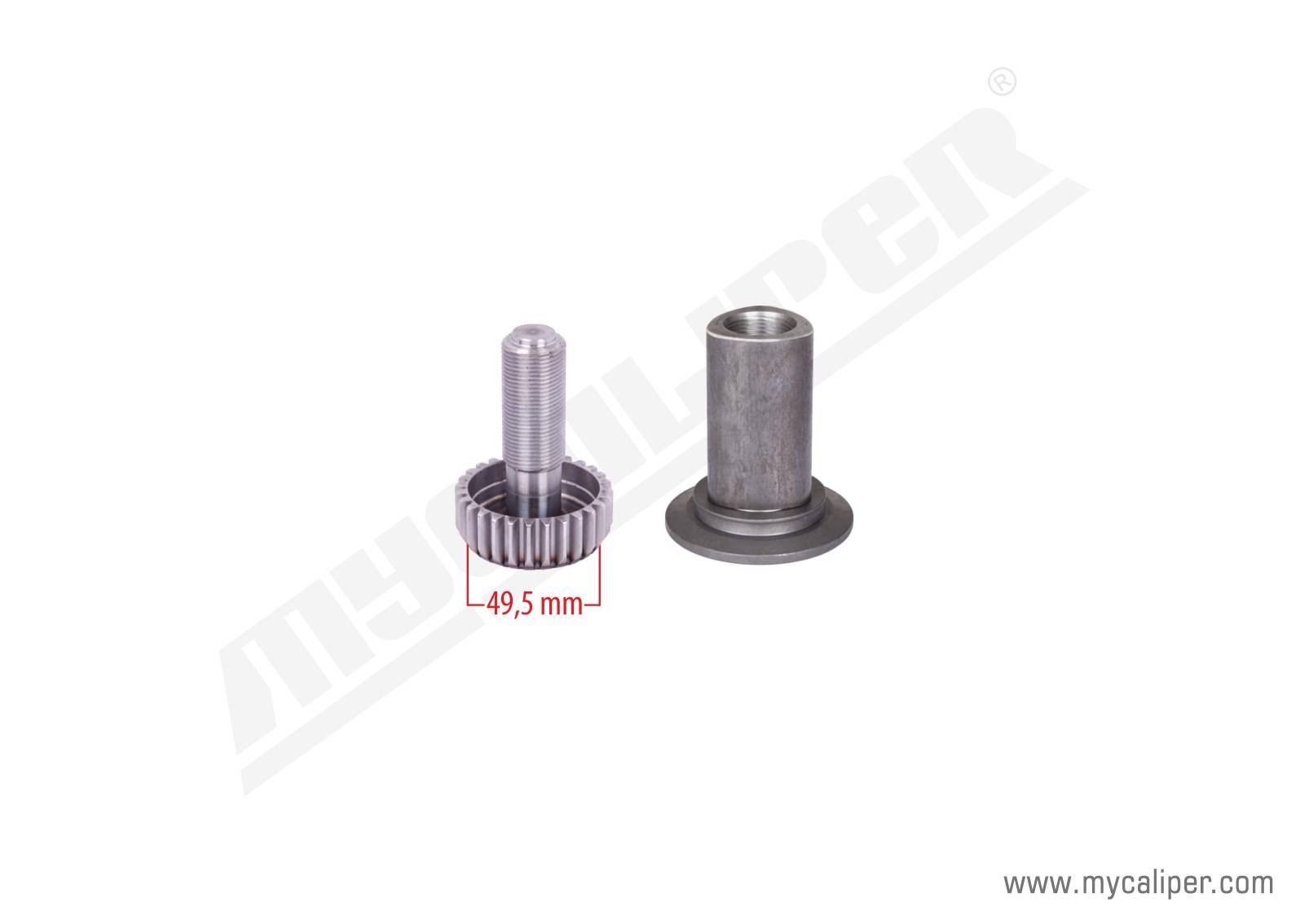 Caliper Calibration Gear