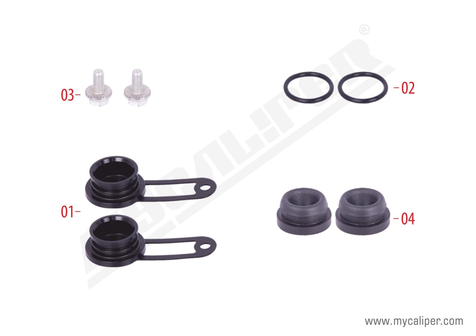 Plastic Plug Repair Kit