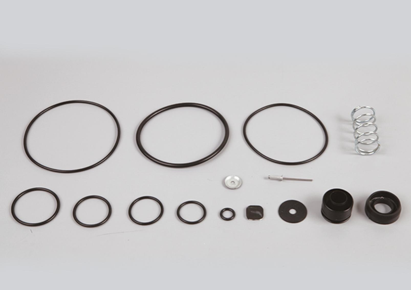 Relay Valve Repair Kit, 973 011 200 0