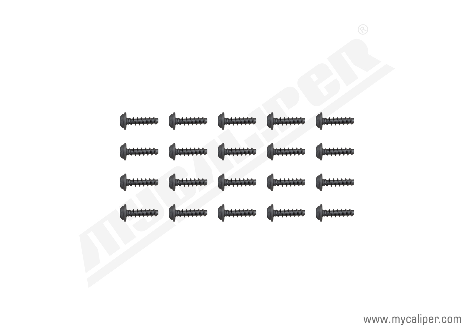 Sensor Cover Connecting Screw Kit