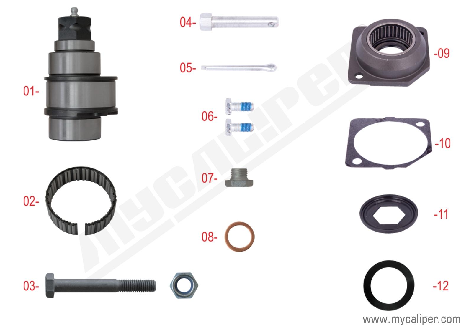 Shaft Repair Kit