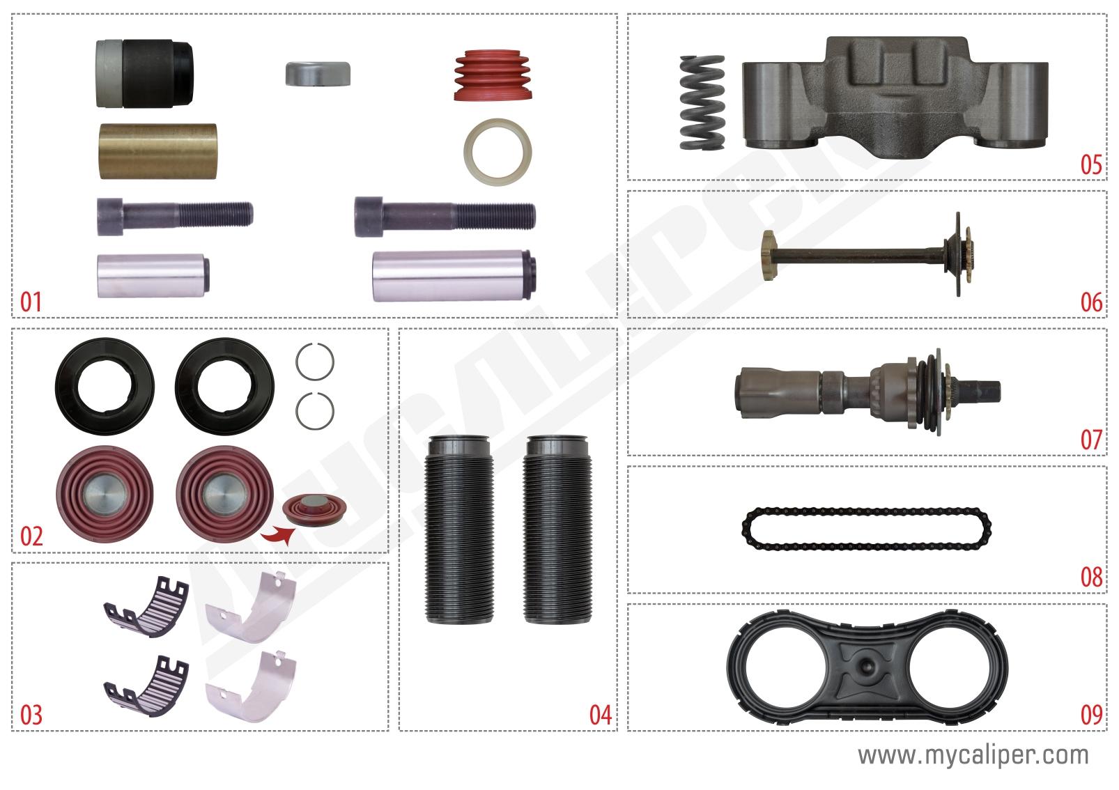 SL7 (K017549M2) Set
