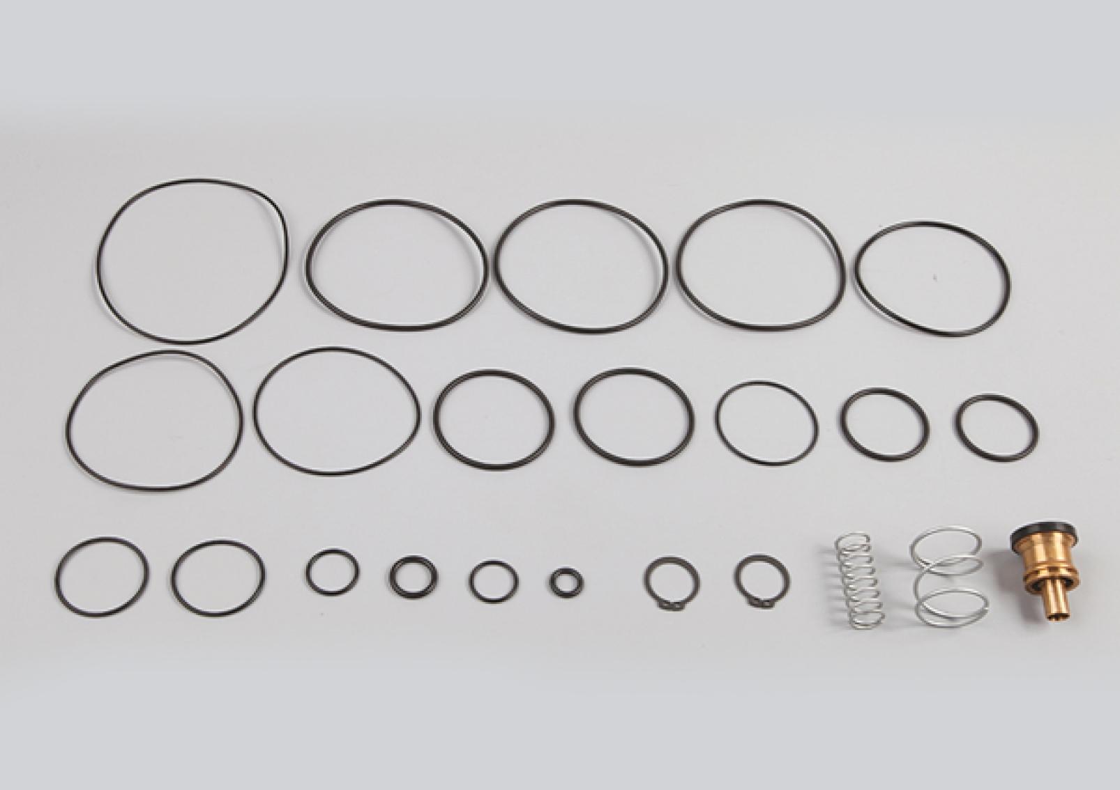 Trailer Control Valve Repair Kit, 0 766 151 020 00, 0 766 174 020 00