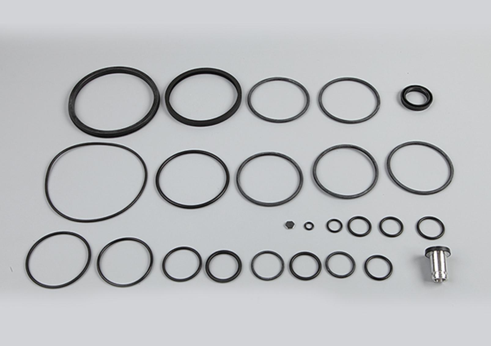 Trailer Control Valve Repair Kit, 973 008 001 2