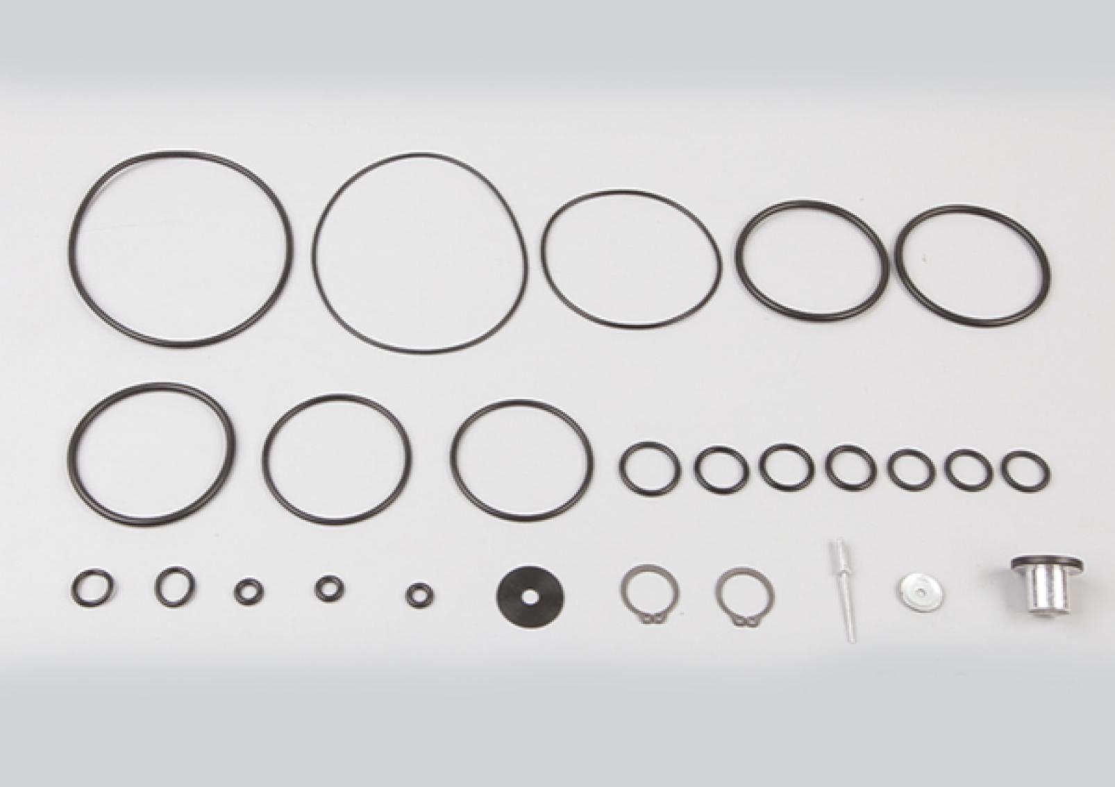 Trailer Control Valve Repair Kit, I81234